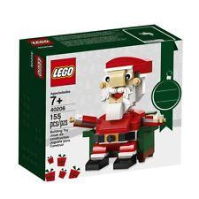 "LEGO 40206 SANTA Claus 2016 Christmas Holiday Set ""NEW & SEALED"" FREE SHIPPING"