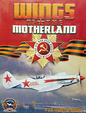 Clash Of Arms Wargames Wings Of The Motherland Fighting Wings Game System Vol 4