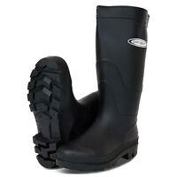Dirt Boot® Ladies Mens Green Black Festival Wellington Boots Wellies Gardening
