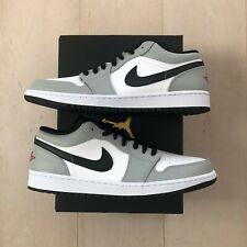 Nike Air Jordan 1 Low Smoke Grey Eu40 Us7