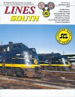Lines South: ATLANTIC COAST LINE & SEABOARD AIR LINE, 4th Qtr. 2018 -- (NEW)