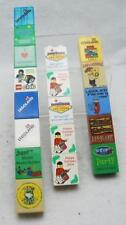 LOT OF 18 ASSORTED LEGOLAND PROMOTIONAL BRICK COLLECTIBLES