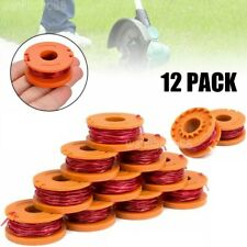 Worx Wa0010 Replacement Spool Line For Worx Grass Trimmer/Edger,10ft 12-pack Us!