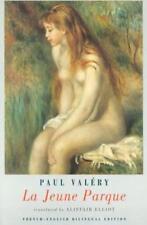 LA JEUNE PARQUE DI PAUL VALERY Libro tascabile 9781852243876 NUOVO
