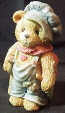 "Cherished Teddies Tiny Ted-Bear ""God Bless Us Everyone"" 614777"