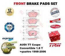 Para Audi Tt Coupé Descapotable 1.8T + Quattro 1998-2006 Eje Delantero