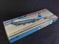 EN BOÎTE ANNEE 1968 MAQUETTE AURORA A CONSTRUIRE KLM BOING 747 + 1 autre cadeau