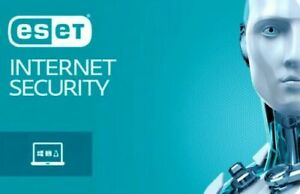 ESET Internet Security 3 Device 1 Year DIGITAL Key Delivery worldwide activation