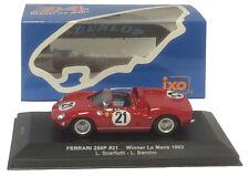 IXO LM1963 Ferrari 250P Le Mans Winner 1963 - Scarfiotti/Bandini 1/43 Scale