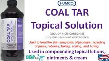 Humco Coal Tar TOPICAL SOLUTION 20% PHARMACEUTICAL COMPOUNDING AGENT 16 oz 10/21