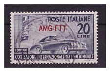 TRIESTE A - 1950 SALONE AUTO USATO