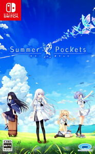 Summer Pockets Nintendo Switch Video Games Japanese Tracking NEW