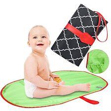 Zesgood bebé recién nacido portátil Pañales Cambiar Esteras colgando Estera pañal pañales