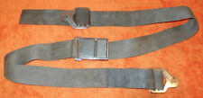 1964 1965 Ford Mustang Galaxie Thunderbird Mercury ORIG DELUXE FRONT SEAT BELTS