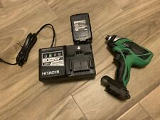 Hitachi 18V Cordless Impact Driver With Battery, Charger & USB