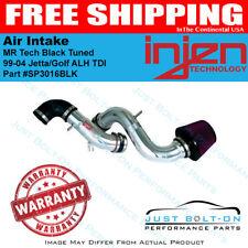 Injen Fits 99-04 Jetta/Golf ALH TDI Black Tuned Air Intake MR Tech SP3016BLK