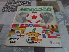 Panini World cup México 86 completo
