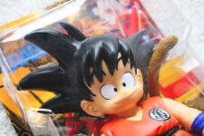 DRAGONBALL FIGURE, GOKU (DX VINYL SOFT, 23CM. FIGURA). BANDAI, NEW IN BLISTER!