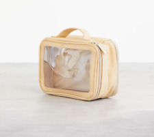 Beis The On The Go Essential Travel Case in Beige