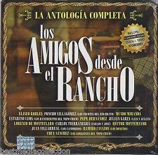 2 CD's / DVD - Los Amigos Desde El Rancho CD NEW Antologia Completa ** BRAND NEW