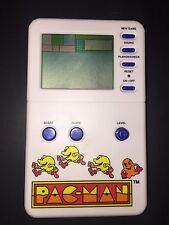 Vintage Pac-Man Handheld Electronic Game 1982 Namco Needs Batteries