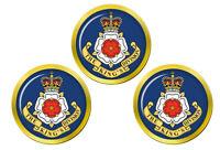 King's Division, Armée Britannique Marqueurs de Balles de Golf