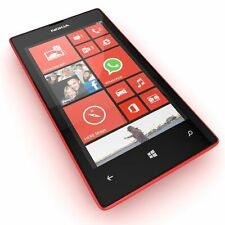 Nokia LUMIA 520 - ROT -  8Gb Windows - Smart Phone 8 Red - 1 GHz Duo - NEU