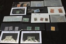 Dealer Lot Stamps Canada USED - $800 Retail book