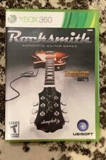 Rocksmith (Microsoft Xbox 360, 2011)