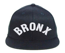 BRONX New York, Embroidered, Snapback Hats