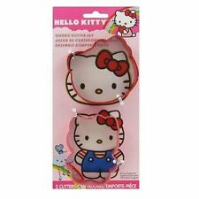 NEW WILTON HELLO KITTY COOKIE CUTTERS