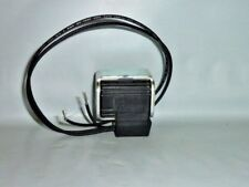 "Parker Solenoid Coil with Lead Wire CAP012L CA Series Super Coil 5/8"" ID 12 VDC"