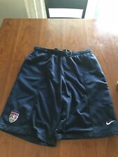 Nike Men's Blue/Red Athletic USA Soccer and Running Shorts Size XL