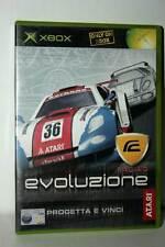 RACING EVOLUZIONE GIOCO USATO BUONO STATO XBOX EDIZIONE ITALIANA PAL GD1 40076