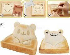 Panda Form Prägen Kuchenform Sandwich Brot Cutter Ausstechform  DIY Mould