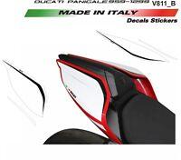 Adesivo tabella portanumero coda Ducati Panigale V2 - 959-1299