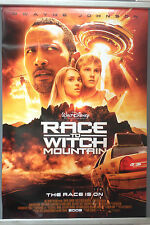 Cinema Poster: RACE TO WITCH MOUNTAIN 2009 (One Sheet) Dwayne Johnson