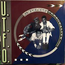 U T F O • Split Personality • Vinile 12 Mix • 1986 COOLTEMPO