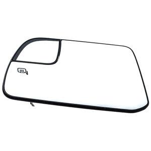 OEM NEW Left Driver Power Heated Mirror Glass Piece Ford Edge MKZ CT4Z-17K707-F