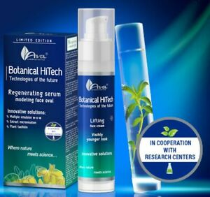 AVA® Laboratorium Botanical HiTech Regenerating Serum Modeling Face Oval 30 ml