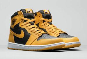 "Air Jordan 1 High OG ""Pollen"" Pollen/Black-White 555088-701 PRE-ORDER MEN & GS"