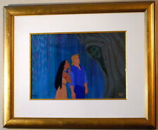 Disney Pocahontas Cel A Good Soul Rare Animation Art Cell and Promo Sales Page
