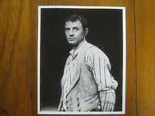 BUZZ  MILLER (Died in 1999)Pajama Game/Funny Girl) Signed  8 X 10   B & W  Photo