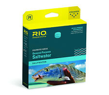 Rio General Purpose Saltwater WF10F Fly Line - New - Lt Coral - Free US Shipping