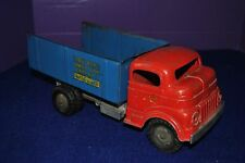 Vintage 1950's Structo Toyland Construction Company No. 844 Hi-Lift Toy Truck