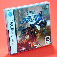 SQUAD COMMAND WARHAMMER 40,000 DS Italiano Nuovo Compatibile 3ds