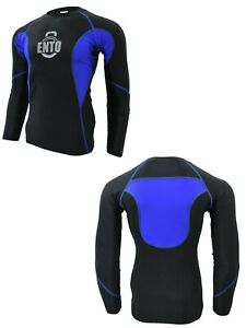 Ento Mens Compression Base Layer Full Sleeve Top Sports Shirts
