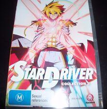Star Driver Collection 2 (Australia Region 4) Madman DVD – New