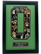 Jayson Tatum Celtics #0 NBA Collage Art