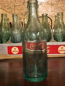 Straight Sided Coca-Cola Bottle Dixie bottling Works Bristol TENN/VA